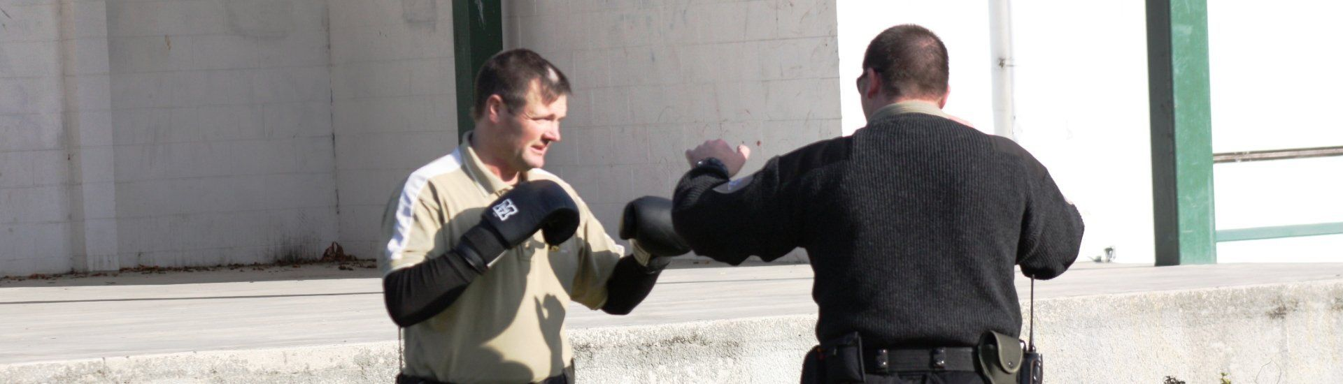 Self Defence - Talbot Security Group Canterbury